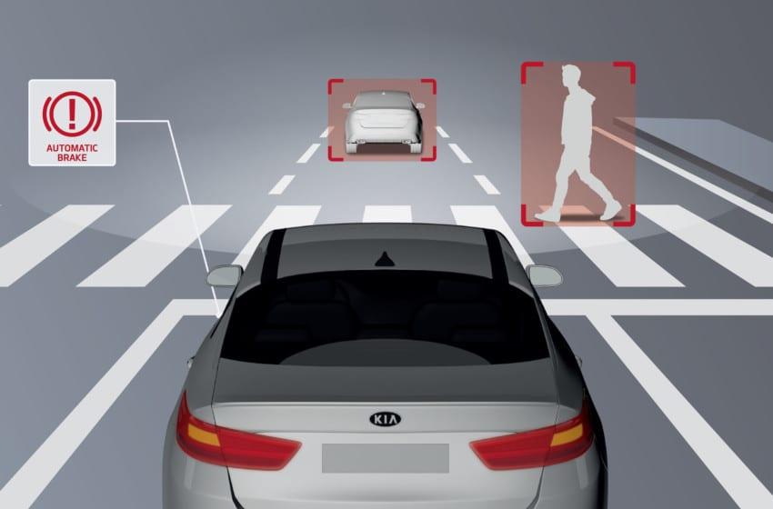KIA otonom sürüş teknolojilerine DRIVE WiSE adını verdi
