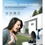 Kapınızdaki Servis Hyundai