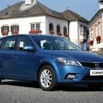 Kia cee'd  www.i-motoring.com