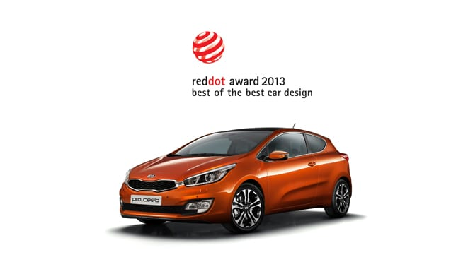 Kia pro_ceed red dot award 2013_Best of the Best www.e-motoring.com