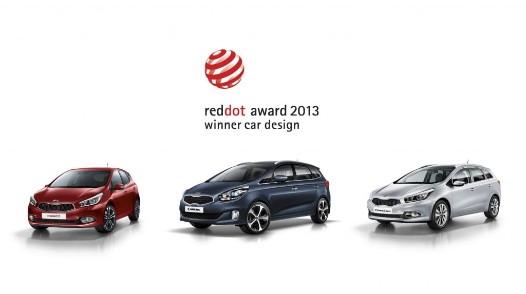 Kia red dot award 2013_Winners www.e-motoring.com