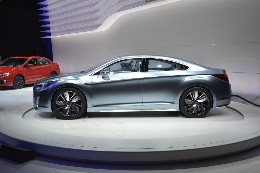 Subaru Legacy www.e-motoring.com