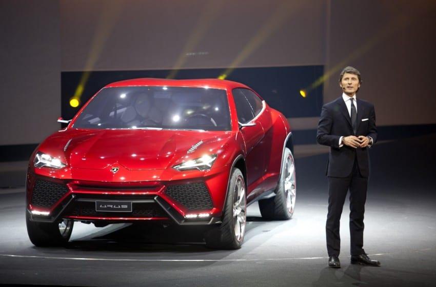 Lamborghini SUV 3 yıl içinde yollarda