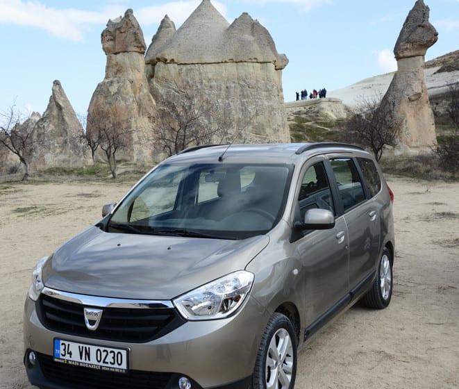 Dacia iki yeni modelle gücünü artırıyor