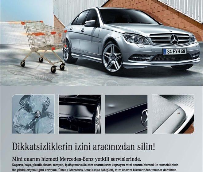 Mercedes–Benz'in kampanya günleri