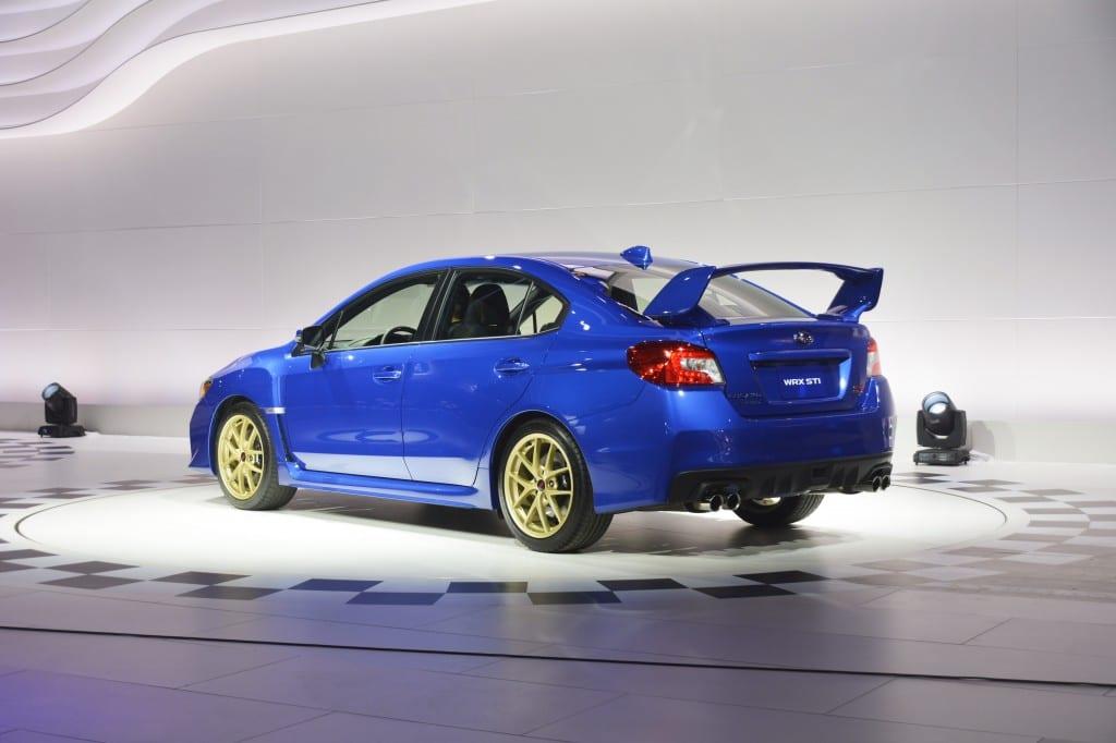 Subaru Impreza STI www.e-motoring.com