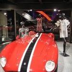 Maserati 300S-Audrey Hepburn Elbisesi