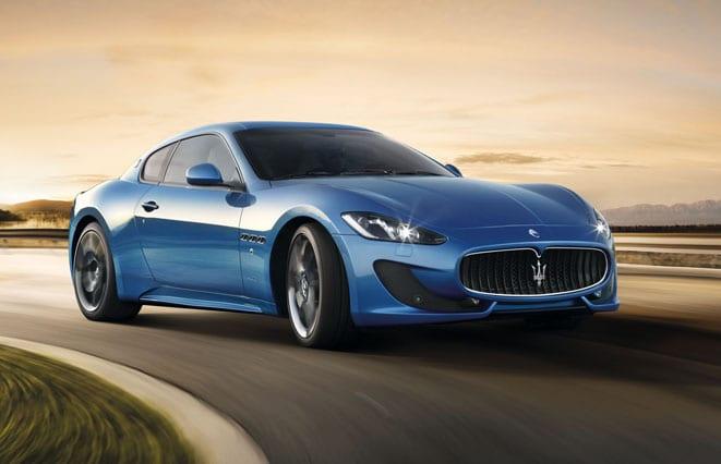 Maserati'nin güç gösterisi