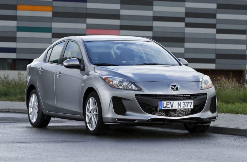 Bir Mazda kampanyası