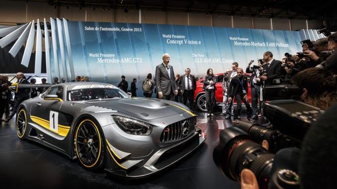 Mercedes-AMG GT 3_Dr. Dieter Zetsche