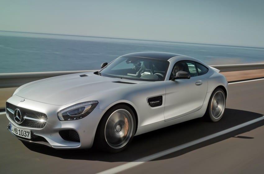 İşte Mercedes AMG GT