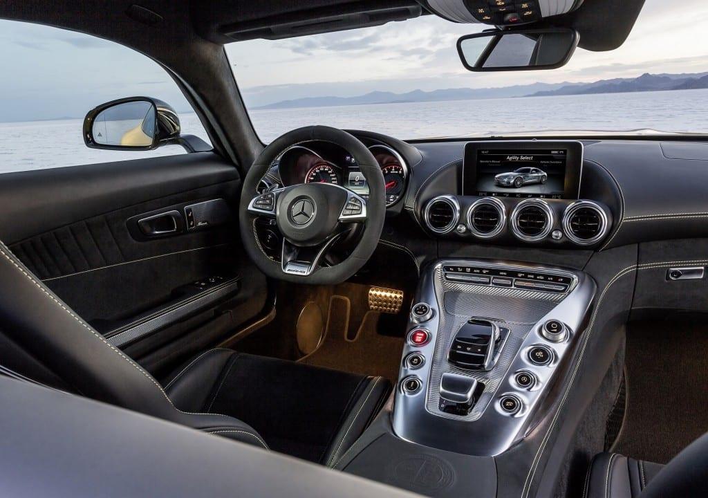 Mercedes AMG GT www.e-motoring.com