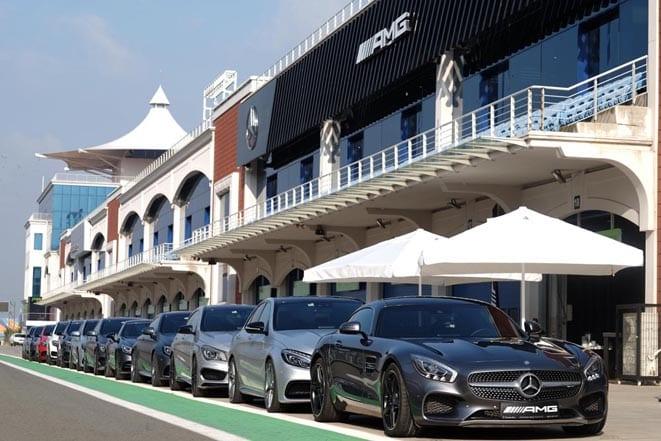 Mercedes-AMG Intercity Istanbul Park