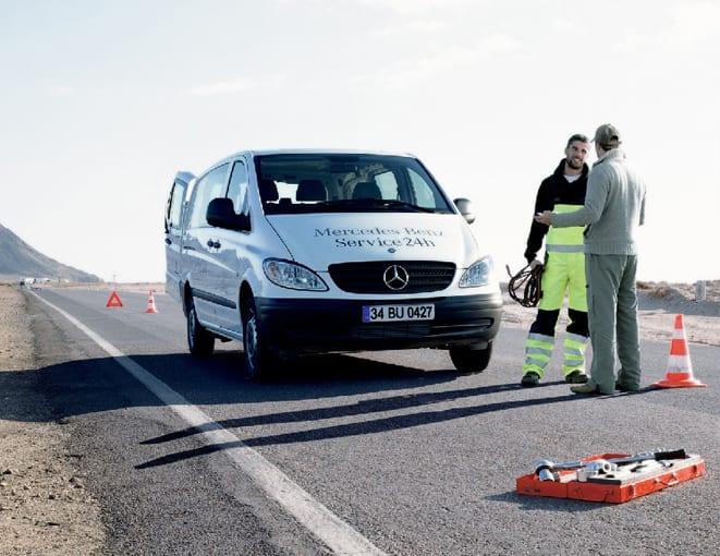Mercedes-Benz Türk, bu bayram da müşterilerinin yanında