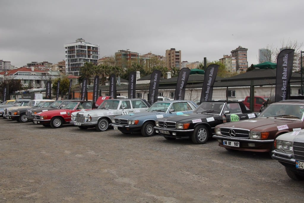 Mercedes-Benz Bahar Rallisi