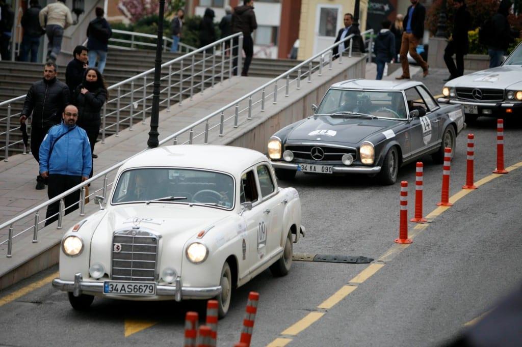 Mercedes-Benz Bahar Rallisi (1)
