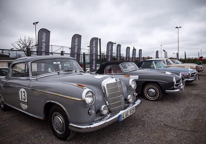 Mercedes-Benz Bahar Rallisi 2