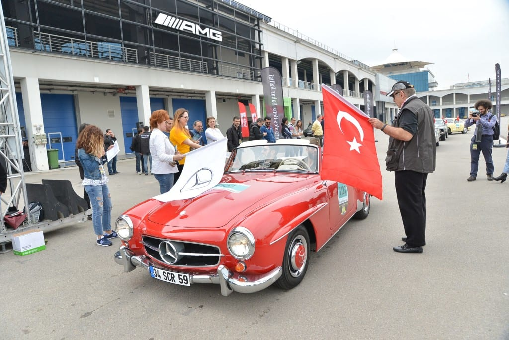 Mercedes-Benz Bahar Rallisi 2016 - 2