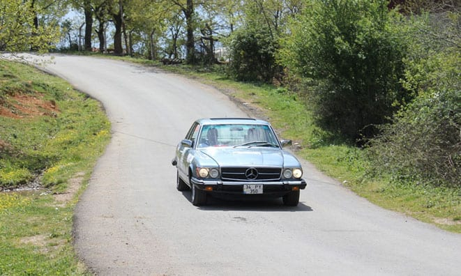 Mercedes-Benz Bahar Rallisi (5)