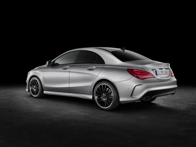Mercedes-Benz CLA 250 www.e-motoring.com