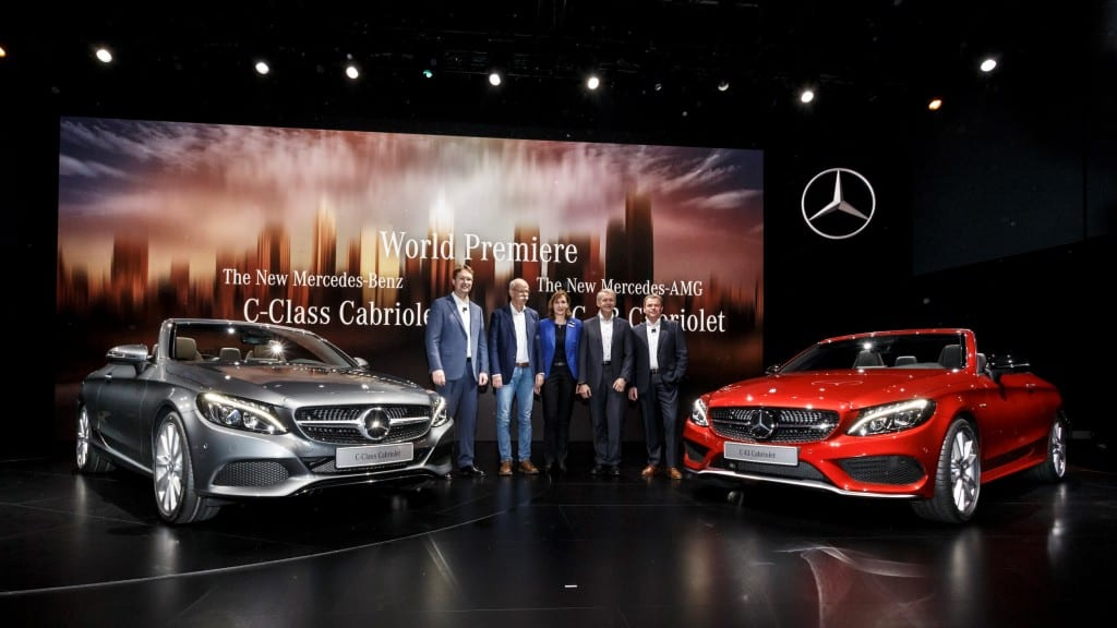 Mercedes-Benz Night of Dream Cars. Geneva 2016