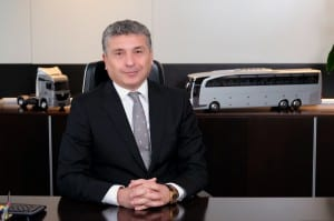 Mercedes-Benz Direktörler Kurulu Başkanı Süer Sülün