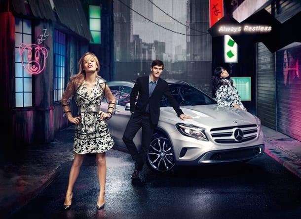 Mercedes-Benz Fashion Key Visual_2014