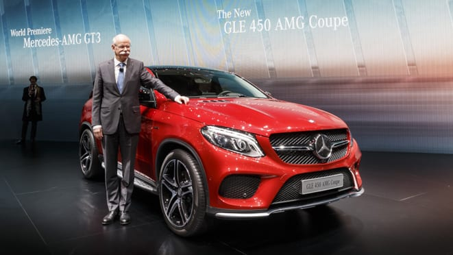 Mercedes-Benz GLE 450 AMG_Dr. Dieter Zetsche
