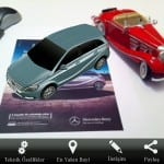 Mercedes-Benz Magic uygulaması www.i-motoring.com