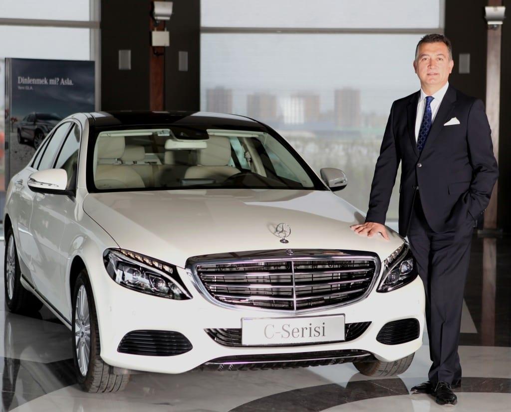 Mercedes-Benz Otomobil Grubu Pazarlama ve Sat?? Direktörü ?ükrü Bekdikhan