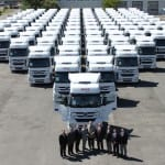 Mercedes-Benz Türk - Eyüp Lojistik Teslimat Töreni