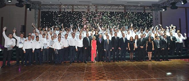 Mercedes-Benz Türk 2013 Teknisyen Olimpiyatları www.e-motoring.com