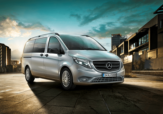 Mercedes-Benz Vito Select-1