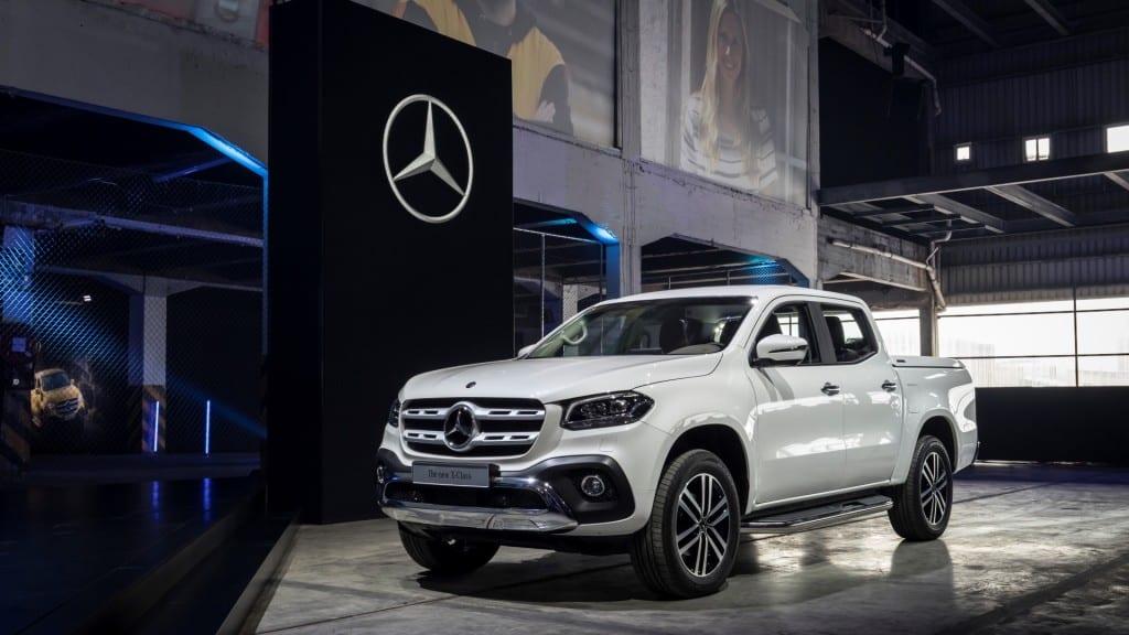 Mercedes-Benz X-Serisi