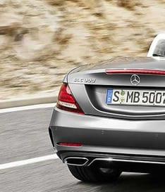 Mercedes, SLC'ye geri döndü