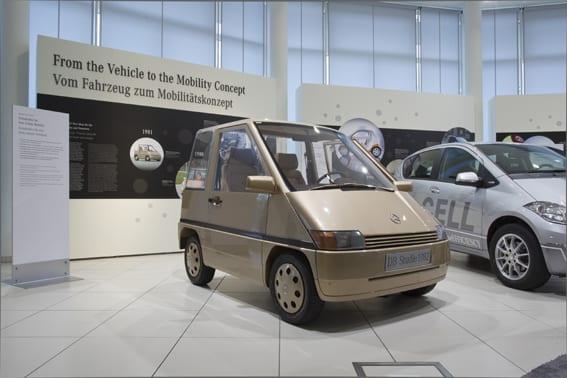 Mercedes'te tasarım rüyası görmek!