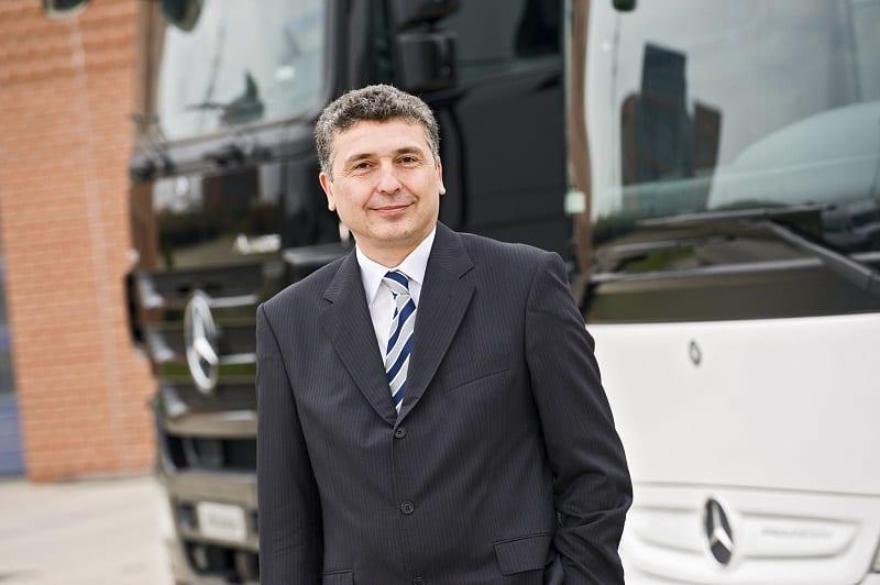 İlk Türk Direktörler Kurulu Başkanı