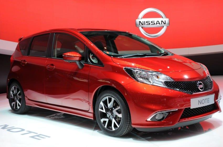 Yeni Nissan Note tanıtıldı