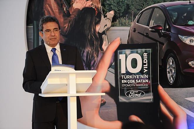 Ford Otosan'dan yeni fabrika ve 1.0 litrelik motor müjdesi