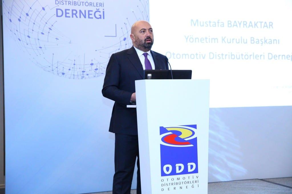 ODD YK Başkanı_Mustafa Bayraktar