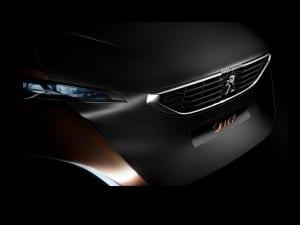 Peugeot Onyx 'Louis Vuitton Classic www.e-motoring.com