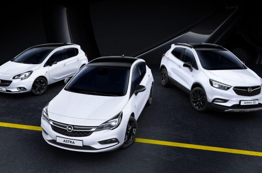 Opel'de Black Edition opsiyonu