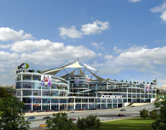 İlk otomobil AVM'si Otoport açılıyor