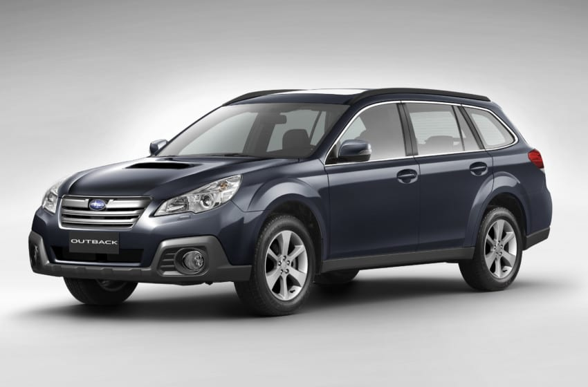 Subaru Outback'te dizel/otomatik fırsatı
