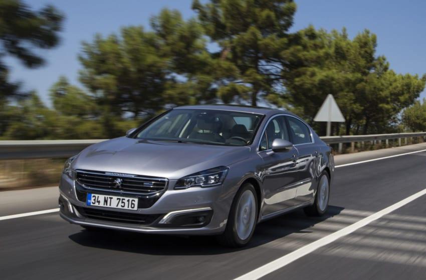 Peugeot 508'de yeni dizel motor ve otomatik vites