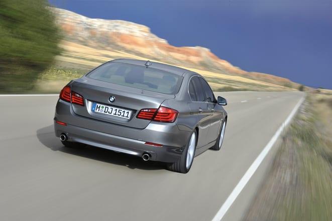 BMW 520d www.e-motoring.com