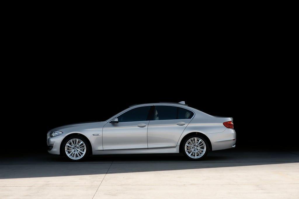 BMW 520i www.e-motoring.com