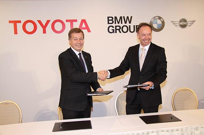 Toyota'ya BMW malı dizeller!