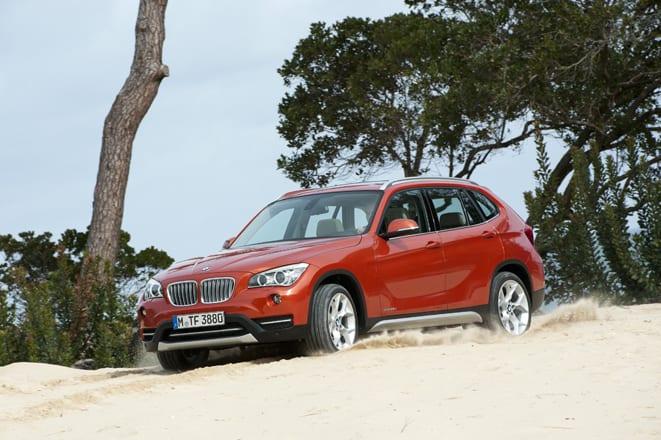 BMW X1'e 1.6 litrelik motor