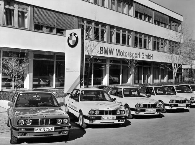 BMW, M'in 40. yaşını kutluyor